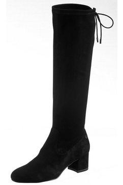 tamaris laarzen »pedas« zwart
