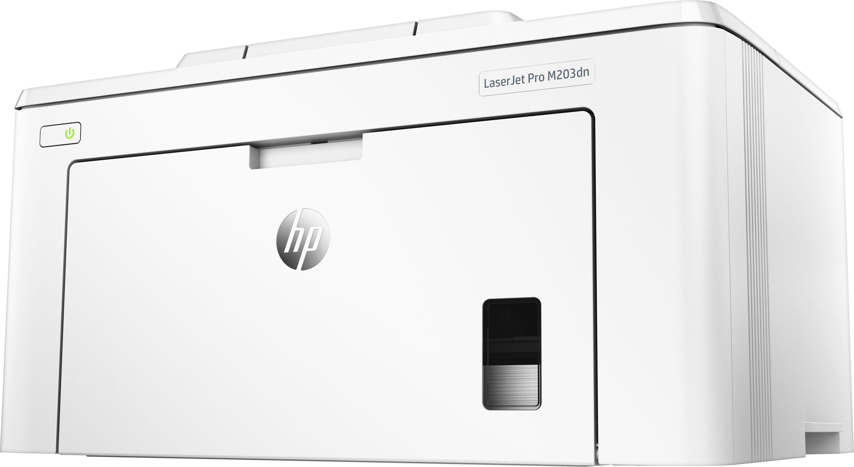 HP LaserJet Pro M203dn printer nu online kopen | OTTO