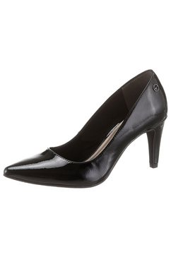 tamaris pumps »seagull« zwart