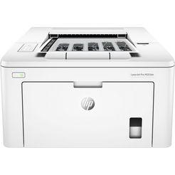 hp laserjet pro m203dn printer wit