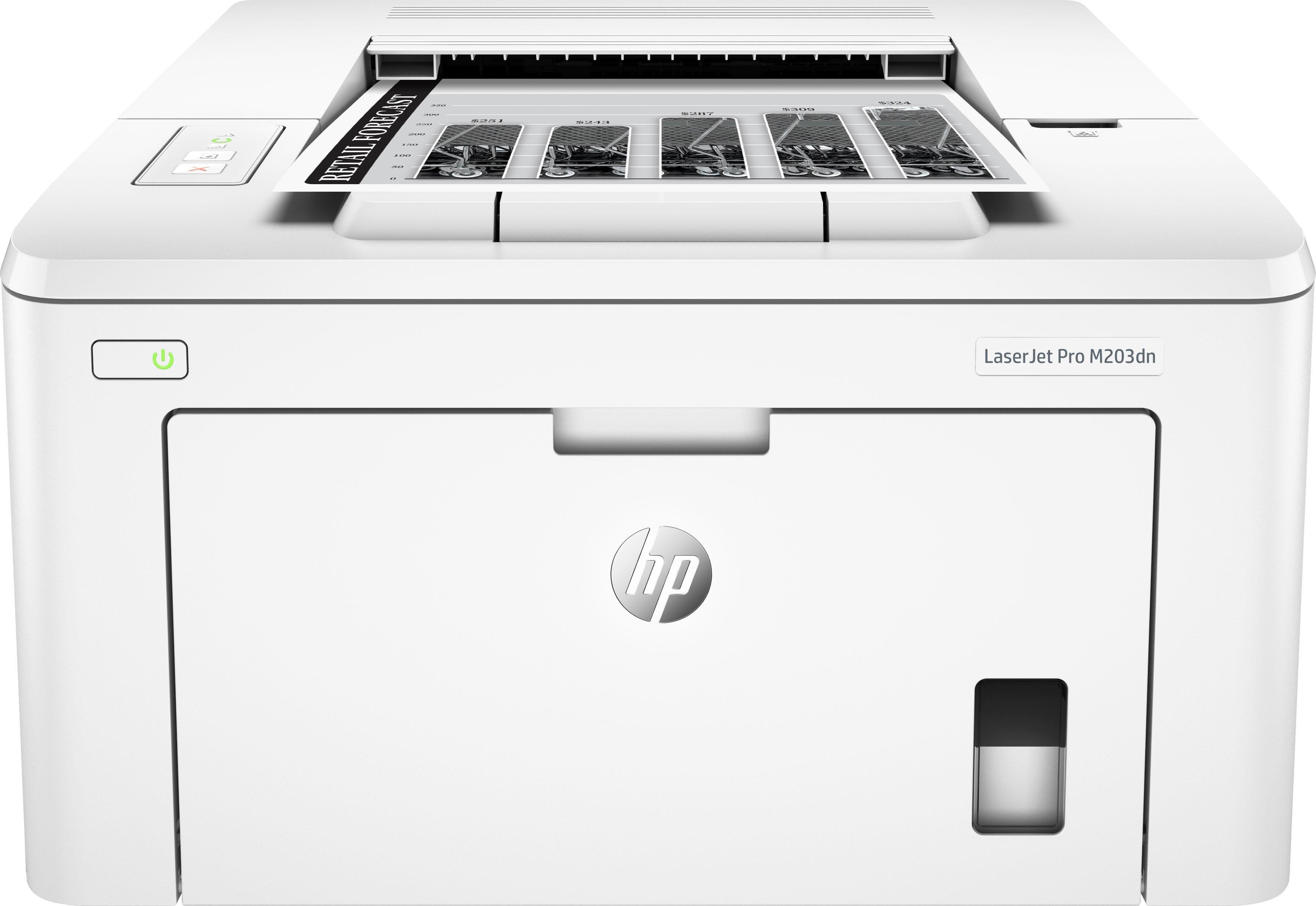 HP LaserJet Pro M203dn printer nu online bestellen