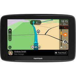 tomtom navigatiesysteem »go basic 15,24 cm (6 inch) eu 45« zwart