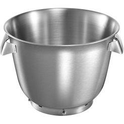 bosch keukenmachineschaal muz9er1 voor bosch-keukenmachines optimum zilver