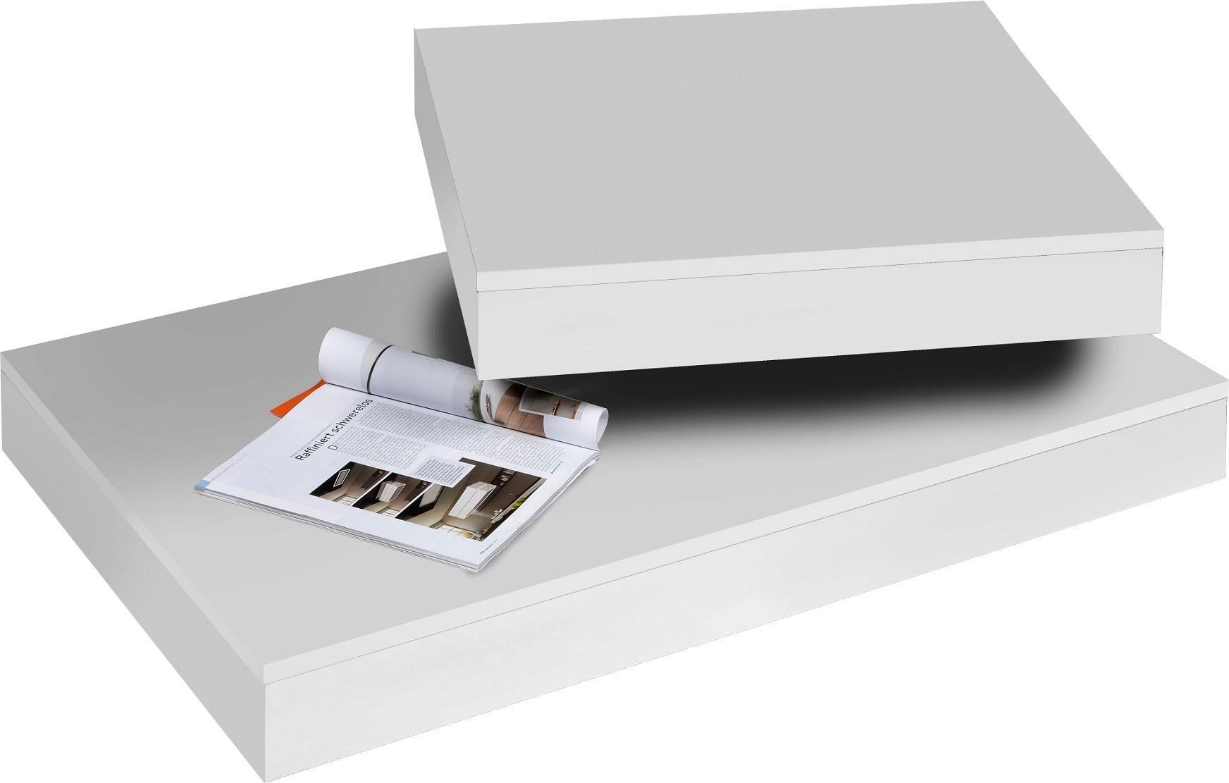 INOSIGN salontafel met functie, draaibaar tafelblad, op wieltjes goedkoop op otto.nl kopen