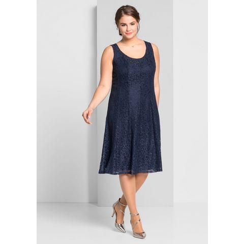 sheego Style kanten jurk,   $( function () {    $(