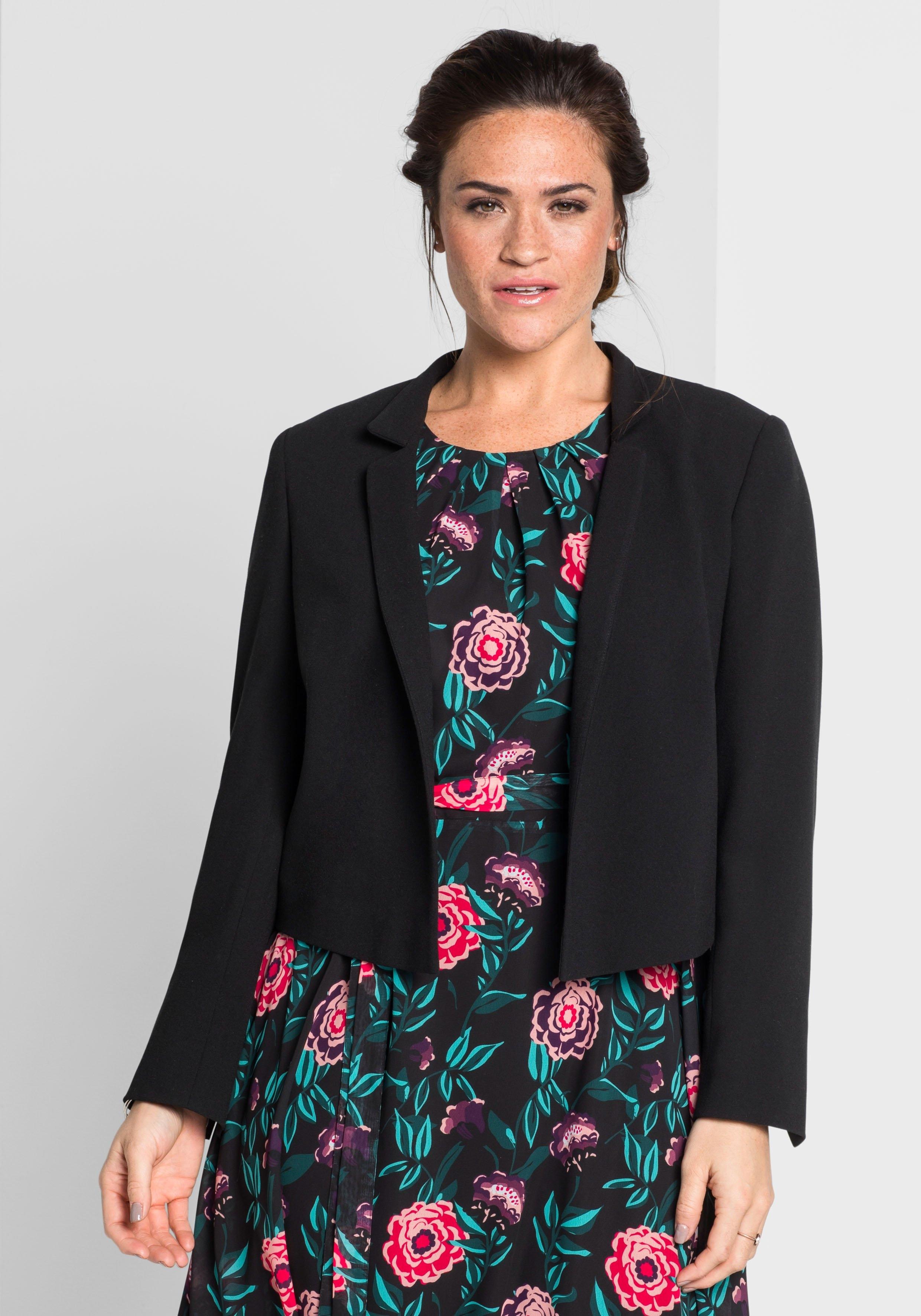Sheego Style korte blazer voordelig en veilig online kopen