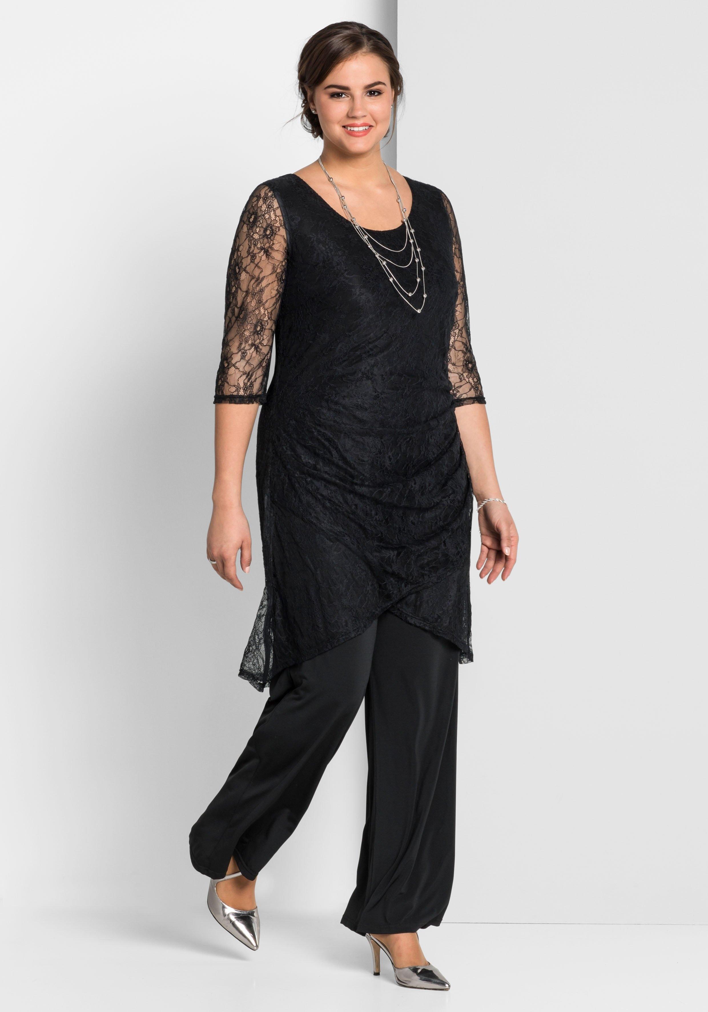 Sheego Style jumpsuit in de webshop van OTTO kopen
