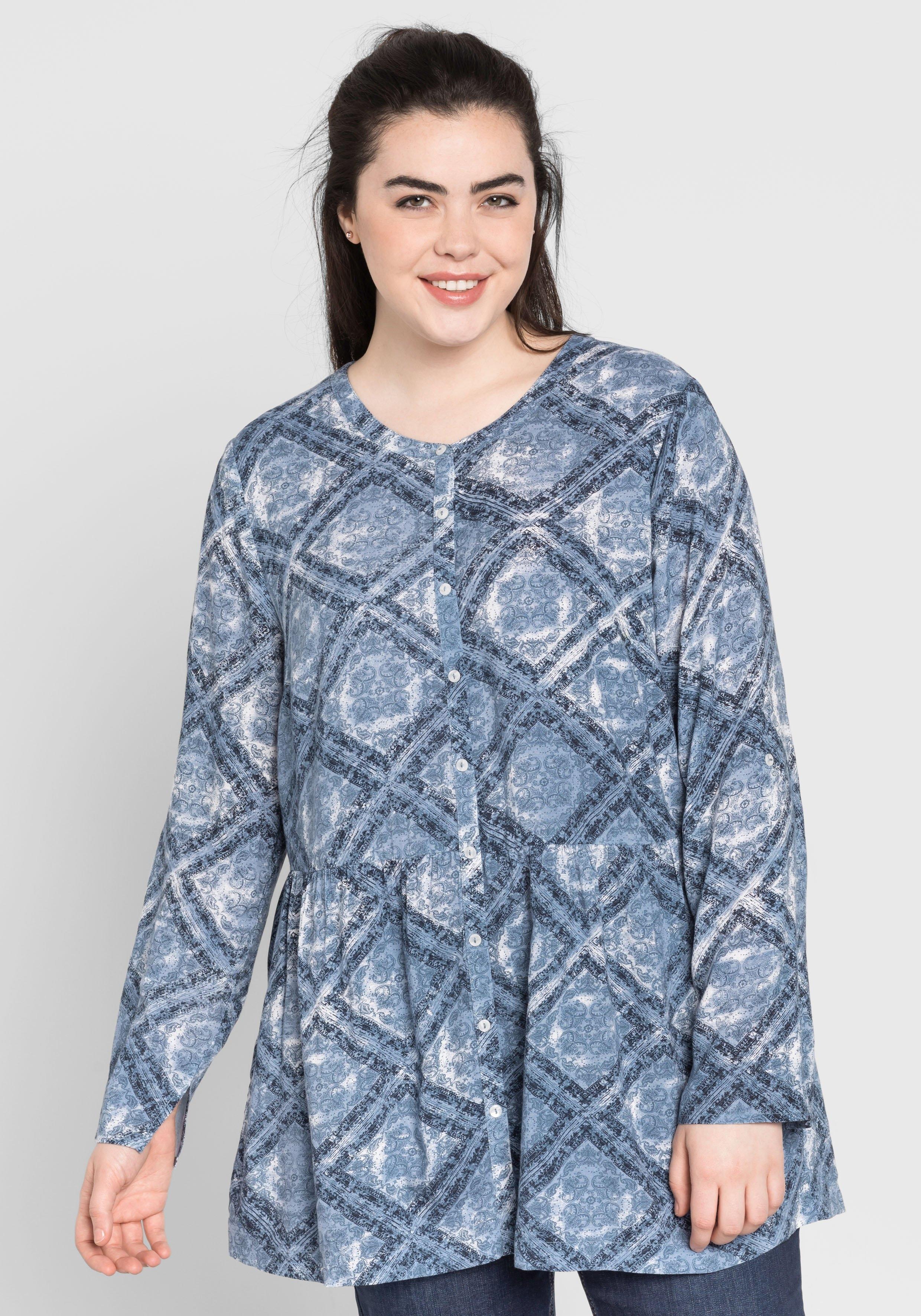 Sheego Casual lange blouse veilig op otto.nl kopen