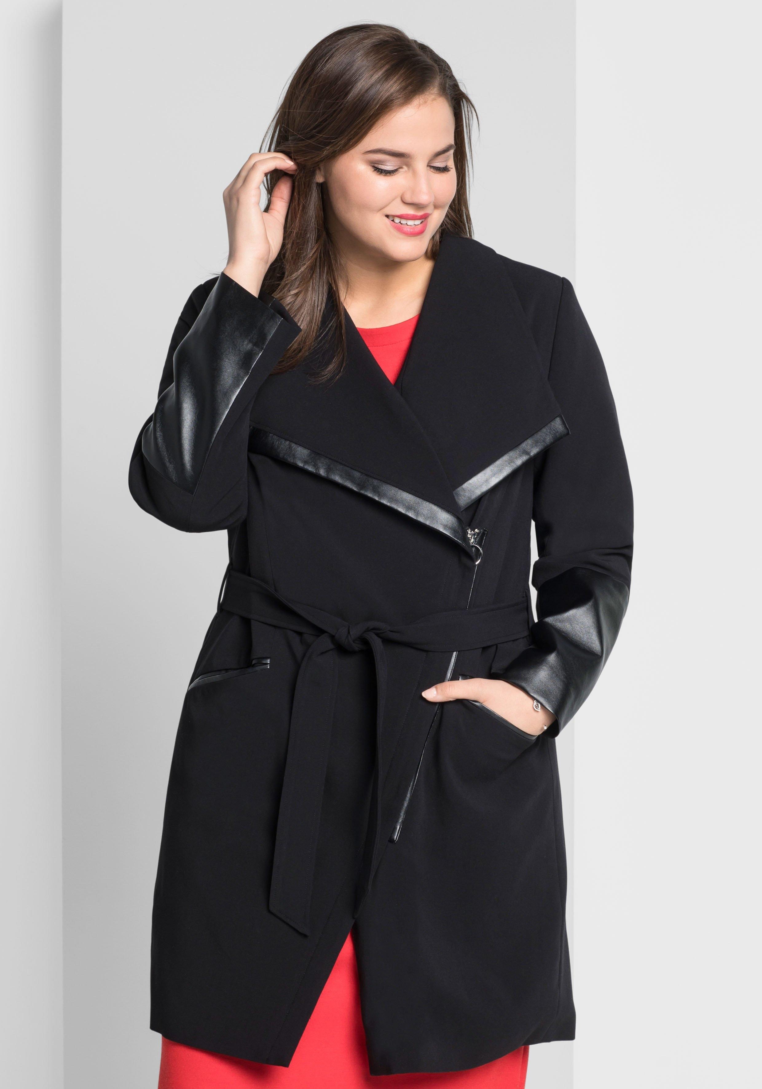 Op zoek naar een Sheego Style coat? Koop online bij OTTO