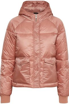 soaked in luxury kort jasje roze