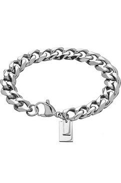 liebeskind berlin edelstalen armband lj-0652-b-23 zilver