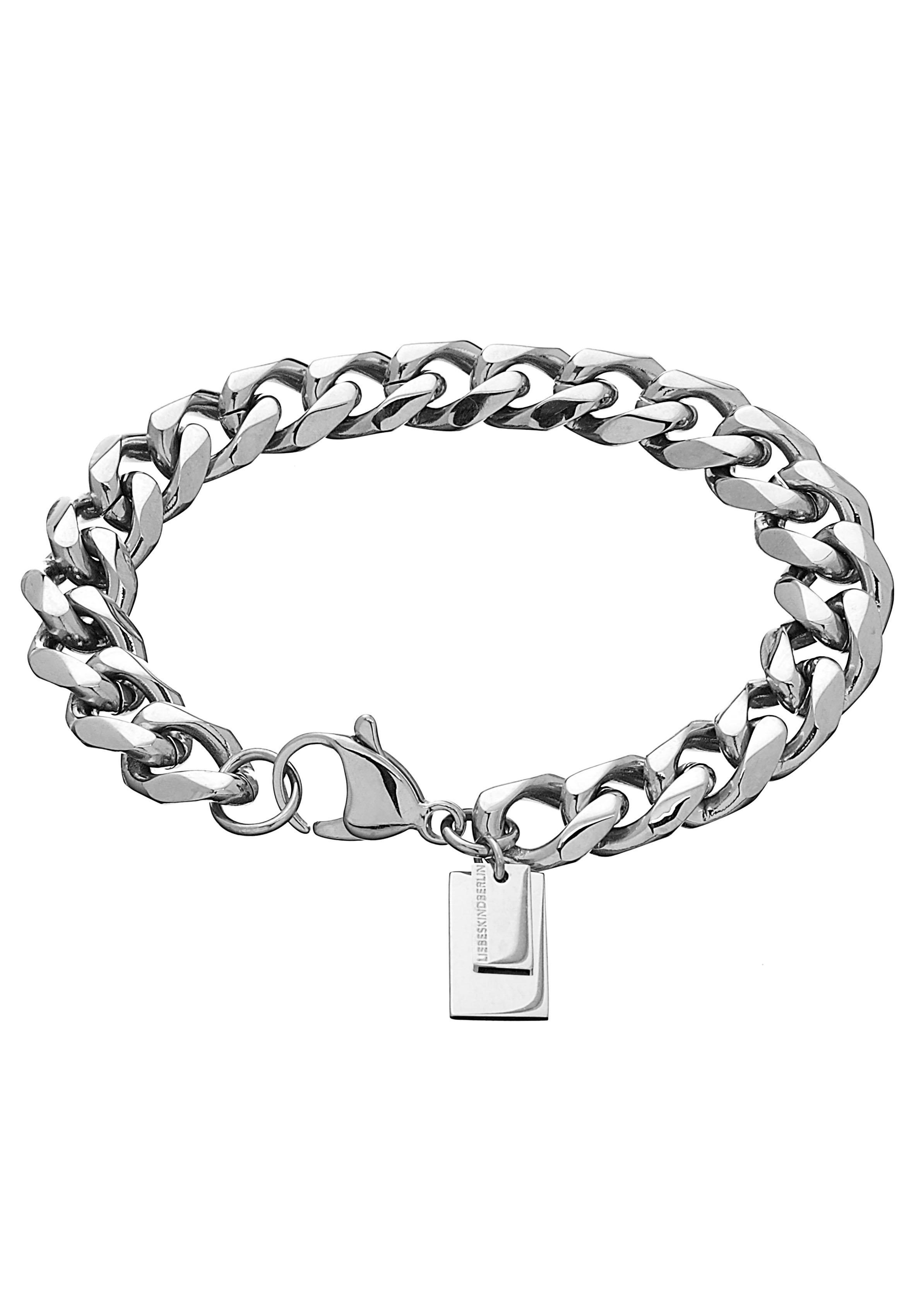 Liebeskind Berlin edelstalen armband LJ-0652-B-23 - verschillende betaalmethodes