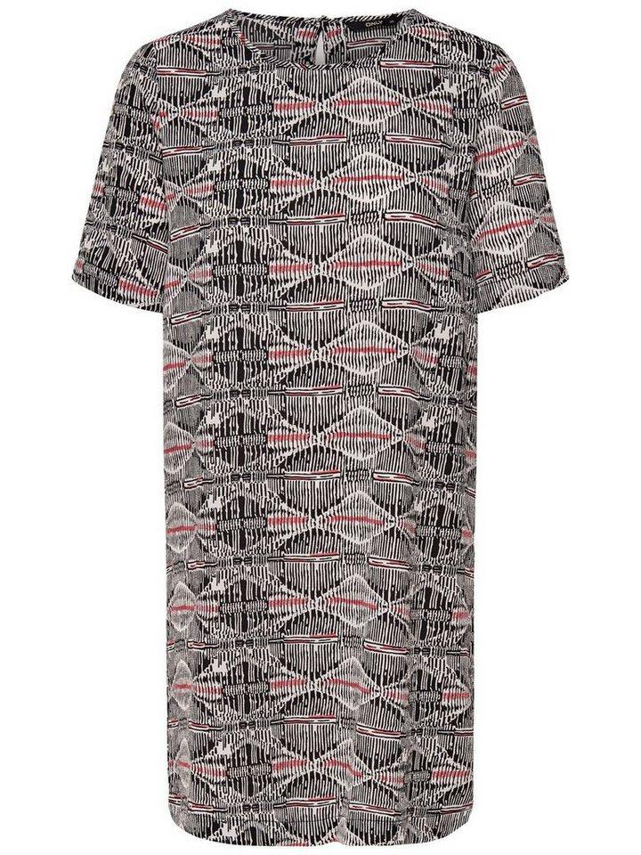 NU 21% KORTING: ONLY Loose fit Korte jurk wit