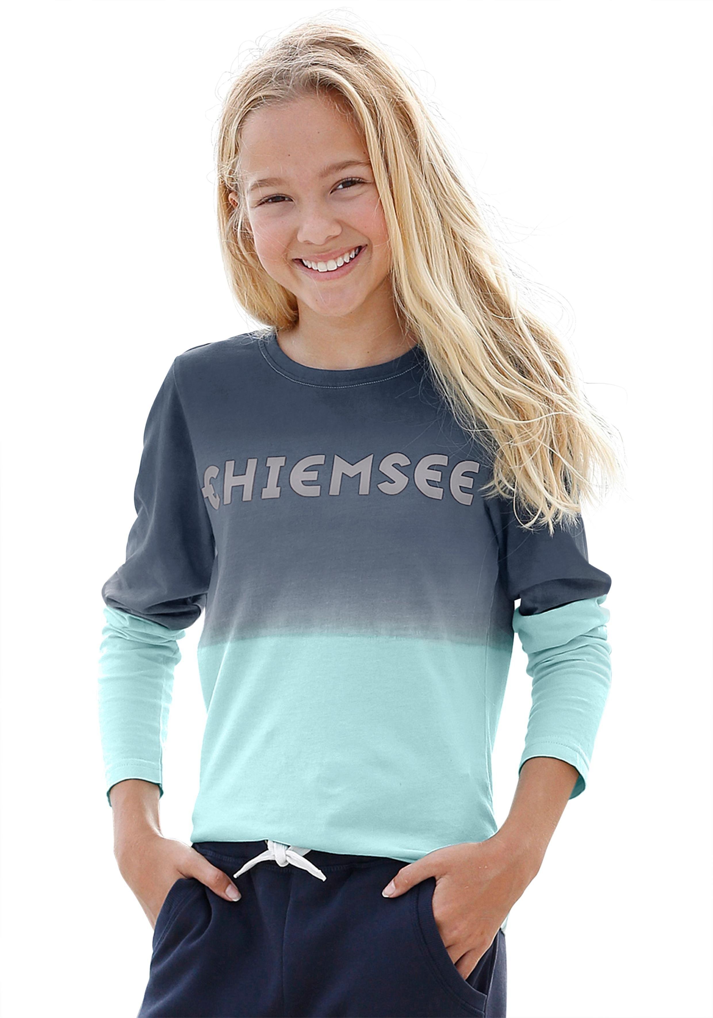 CHIEMSEE shirt met lange mouwen goedkoop op otto.nl kopen