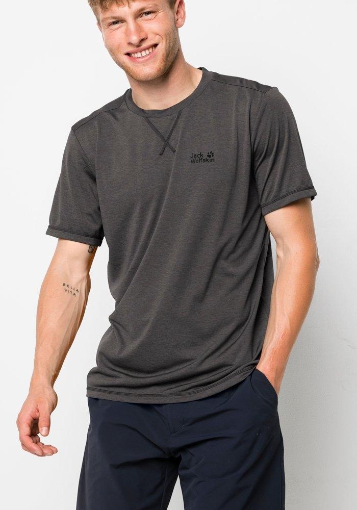 Jack Wolfskin functioneel shirt CROSSTRAIL T MEN - verschillende betaalmethodes