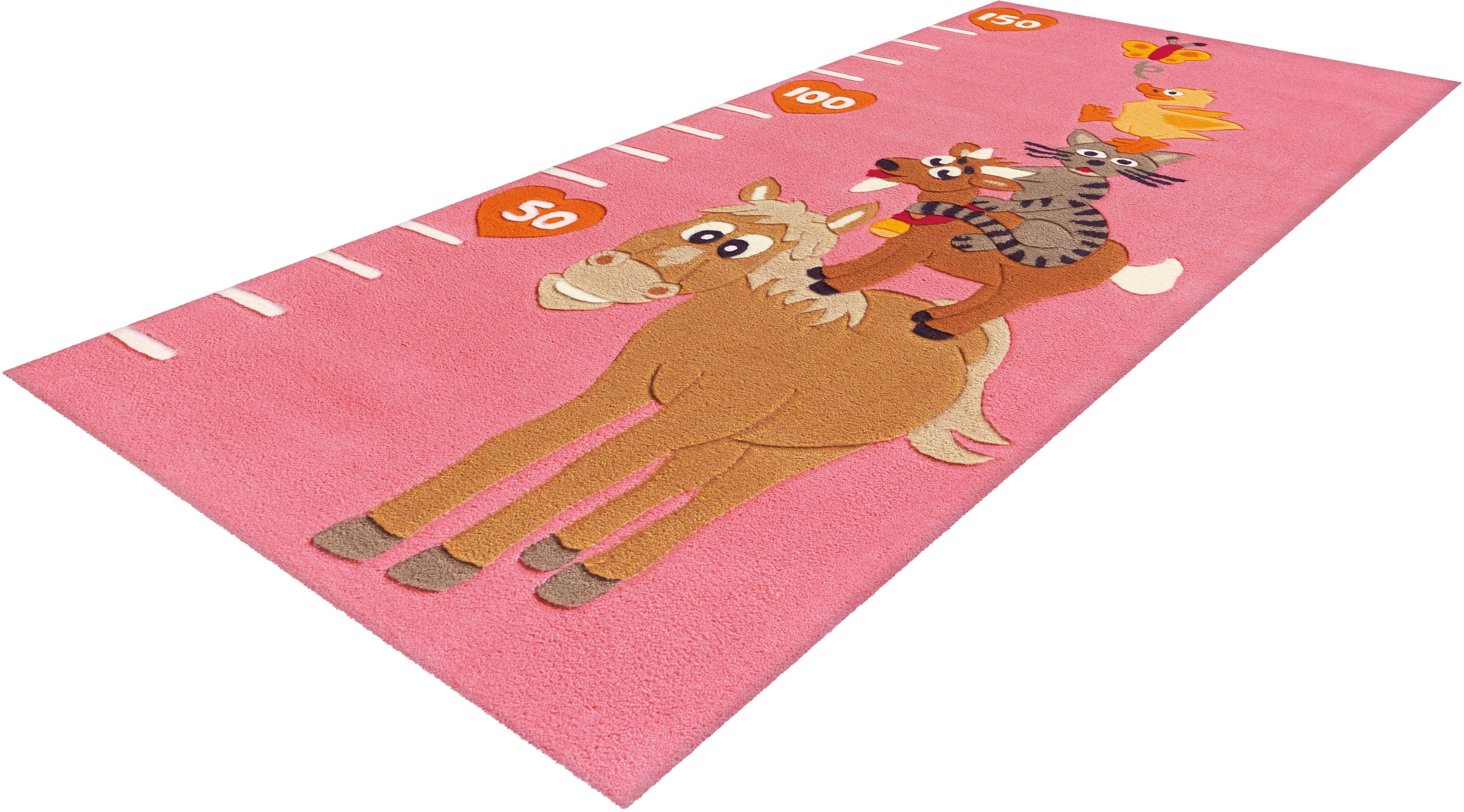 Vloerkleed Kinderkamer Roze : Vloerkleed voor de kinderkamer joy « arte espina