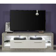 trendteam tv-meubel »rock«, breedte 150 cm wit