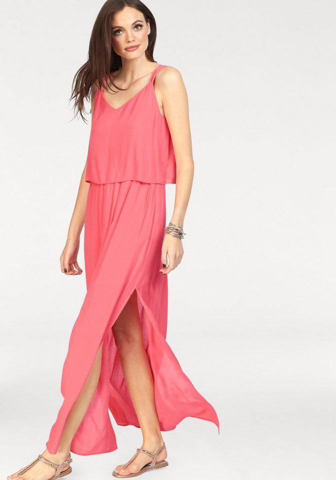 ONLY maxi-jurk OASIS roze