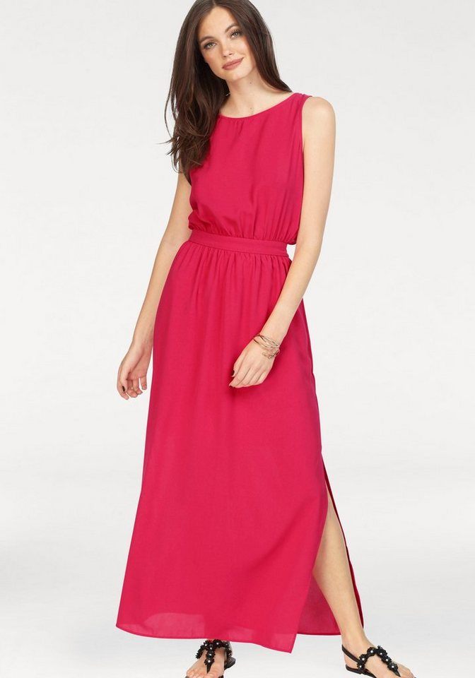 ONLY maxi-jurk ALEXIS rood