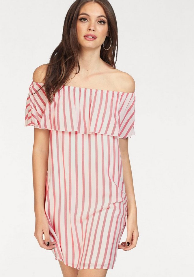 ONLY zomerjurk CANDY rood
