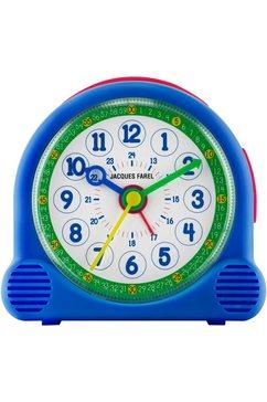 jacques farel kinderwekker »happy learning, acl 04« blauw