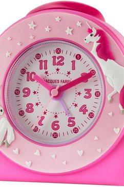 jacques farel kinderwekker »acw 50« roze
