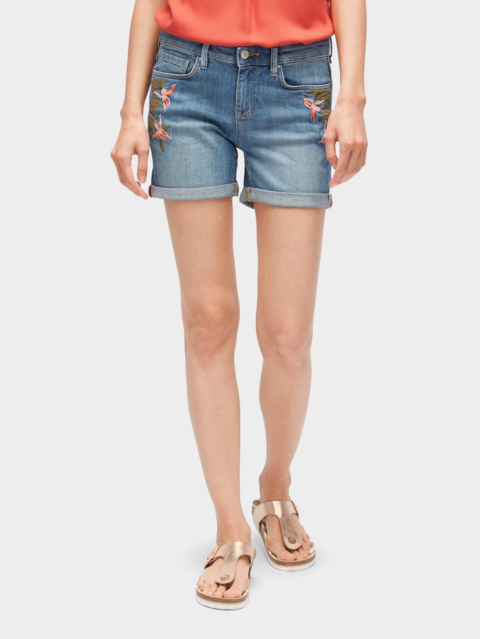 Tom Tailor jeansshort »Alexa Jeans Shorts« in de online shop   OTTO 85619b72e7