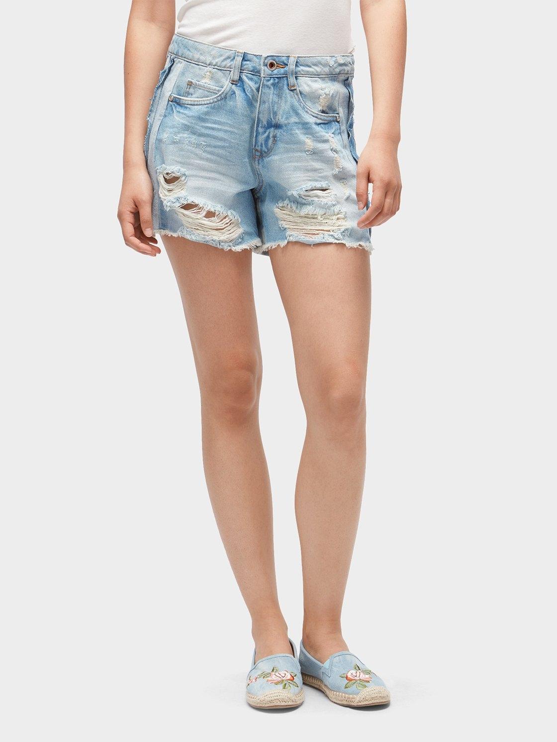 Tom Tailor Denim jeansshort »Relaxed Jeans Shorts« online bij   OTTO 83ec60f07e