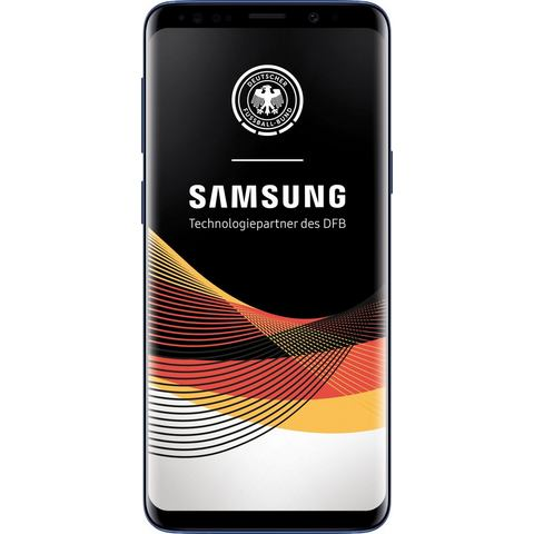 SAMSUNG Samsung Galaxy S9 dualsim-smartphone (14,65 cm / 5,77 inch, 64 GB, 12MP-camera)