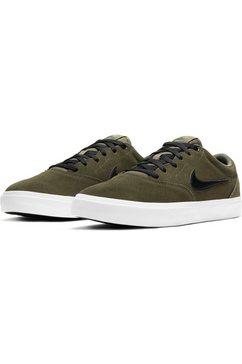 nike sb sneakers »sb charge suede« groen