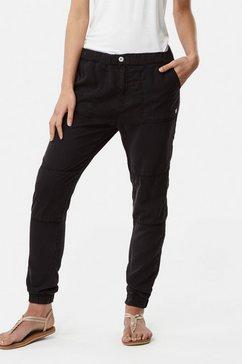 o'neill lange broek »stretch waist cargo« zwart
