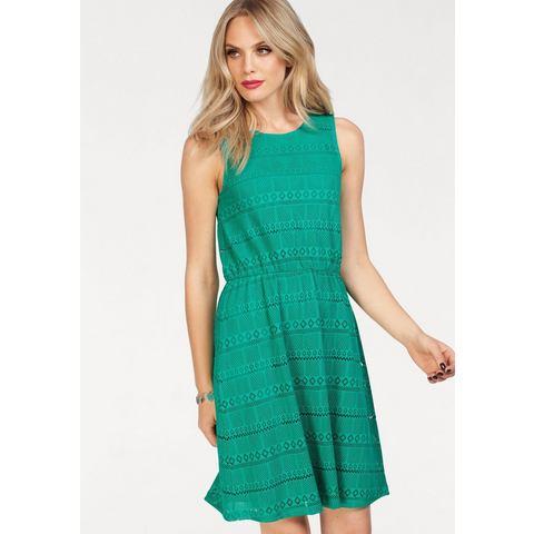 ONLY kanten jurk BENITA groen