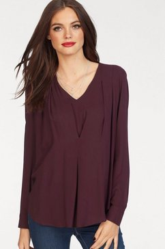 y.a.s shirtblouse »spencer« rood