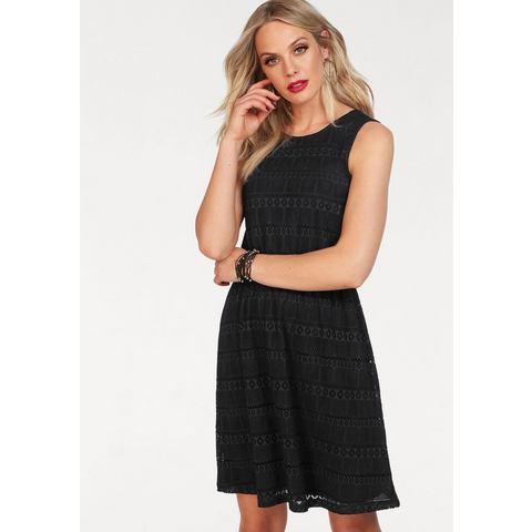 ONLY kanten jurk BENITA zwart