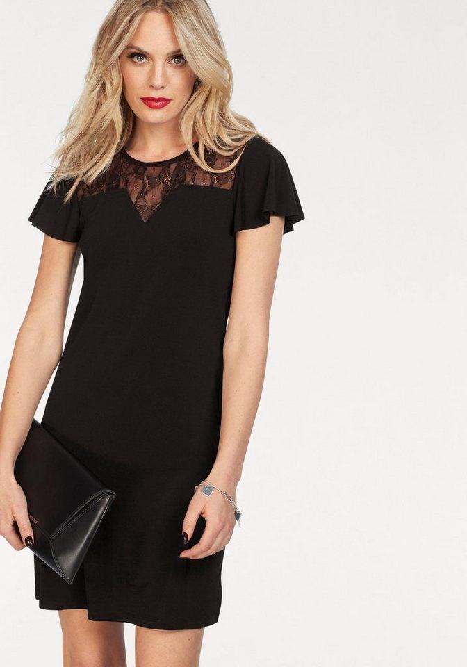 Vero Moda kanten jurk ALBERTA zwart