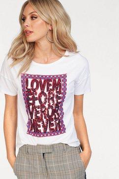 rich  royal t-shirt wit