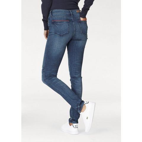 Dames TOMMY HILFIGER 5-pocket jeans Venice HW Barbella Tommy Hilfiger blauw Jeans