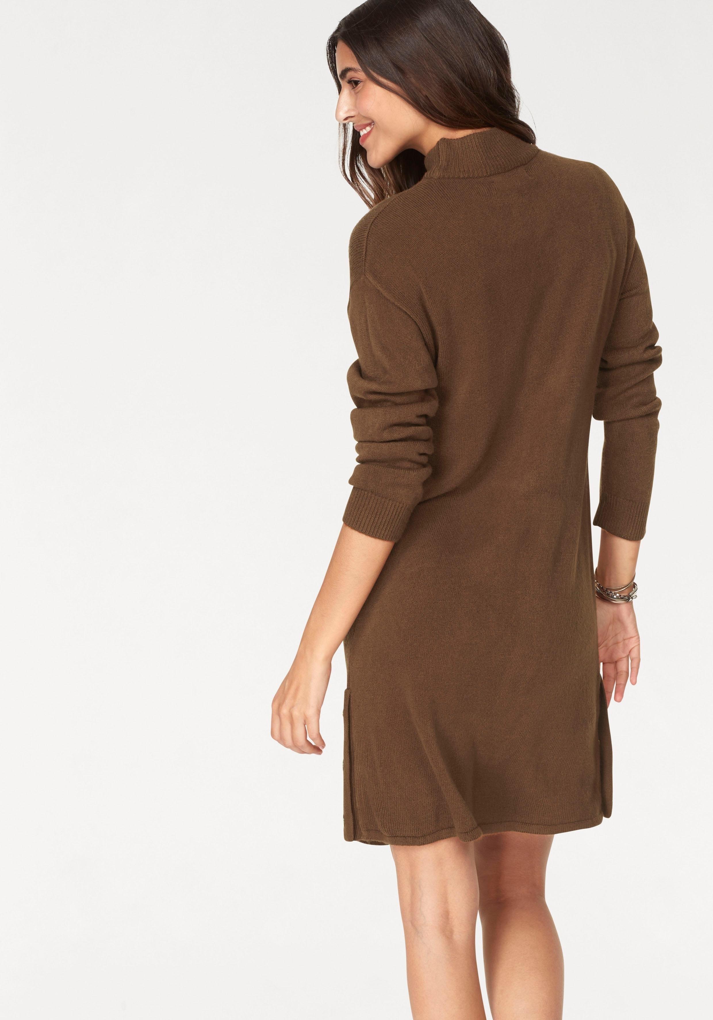 8690945840555c b.young gebreide jurk »Malea«  Bestel nu bij