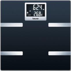 beurer lichaam-analyse-weegschaal bf 700 zwart
