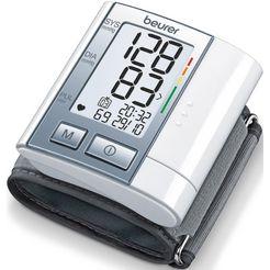beurer »bc 40« pols-bloeddrukmeter wit