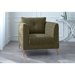 gmk fauteuil »farina ii« groen