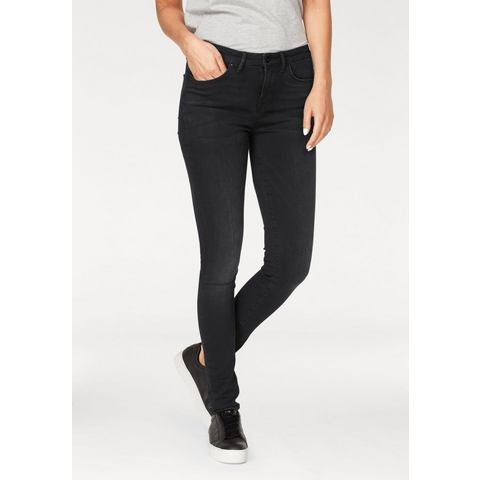 Dames TOMMY HILFIGER 5-pocketsjeans Tommy Hilfiger zwart Jeans