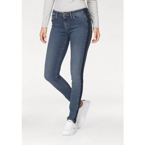 Dames TOMMY HILFIGER 5-pocketsjeans Tommy Hilfiger blauw Jeans