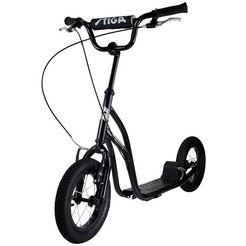 stiga step »air scooter« zwart