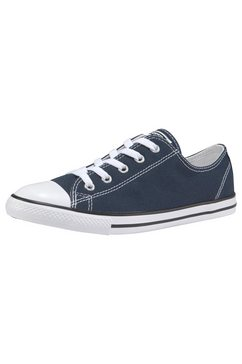 converse sneakers »chuck taylor all star dainty ox« blauw