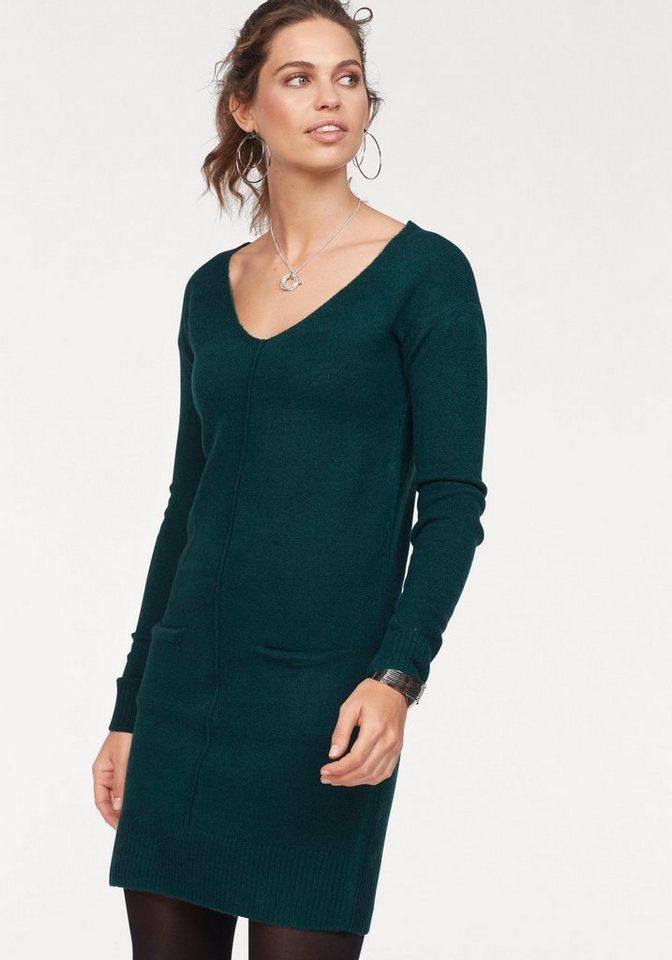 Laura Scott tricotjurk groen