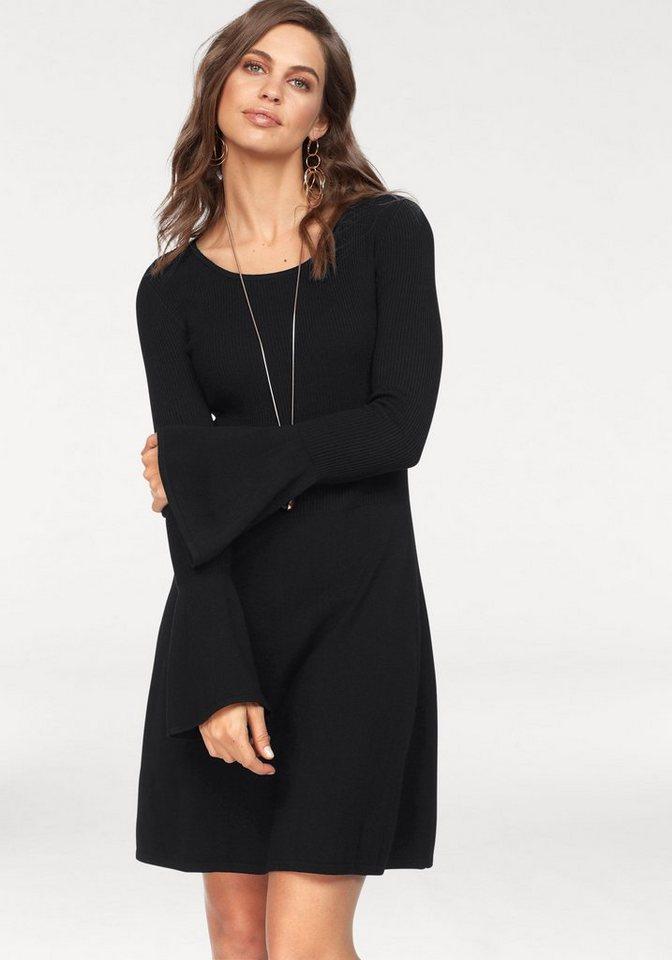 Laura Scott tricotjurk zwart