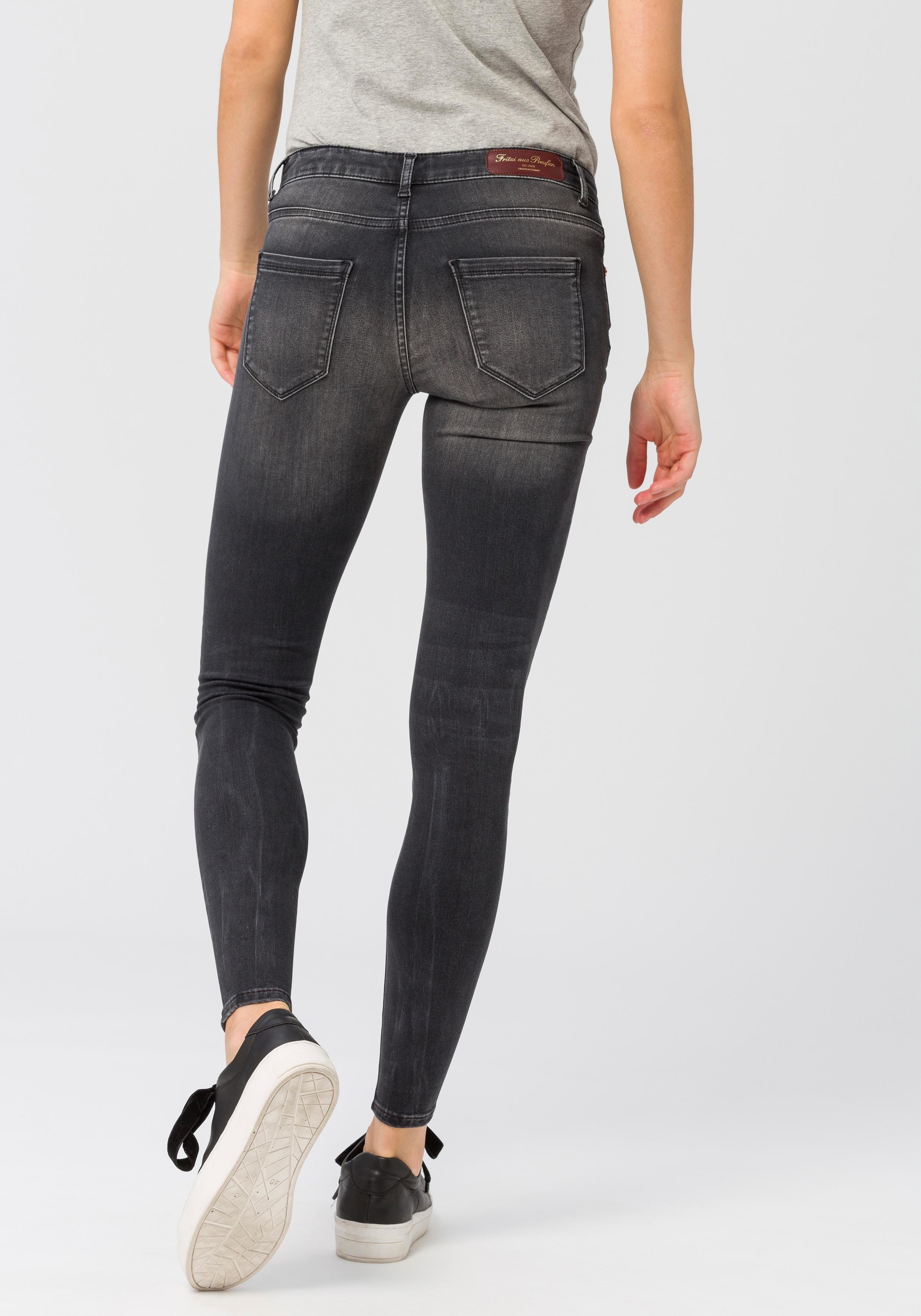 Fritzi Aus Preußen skinny fit jeans »DOWNEY YOGA« voordelig en veilig online kopen