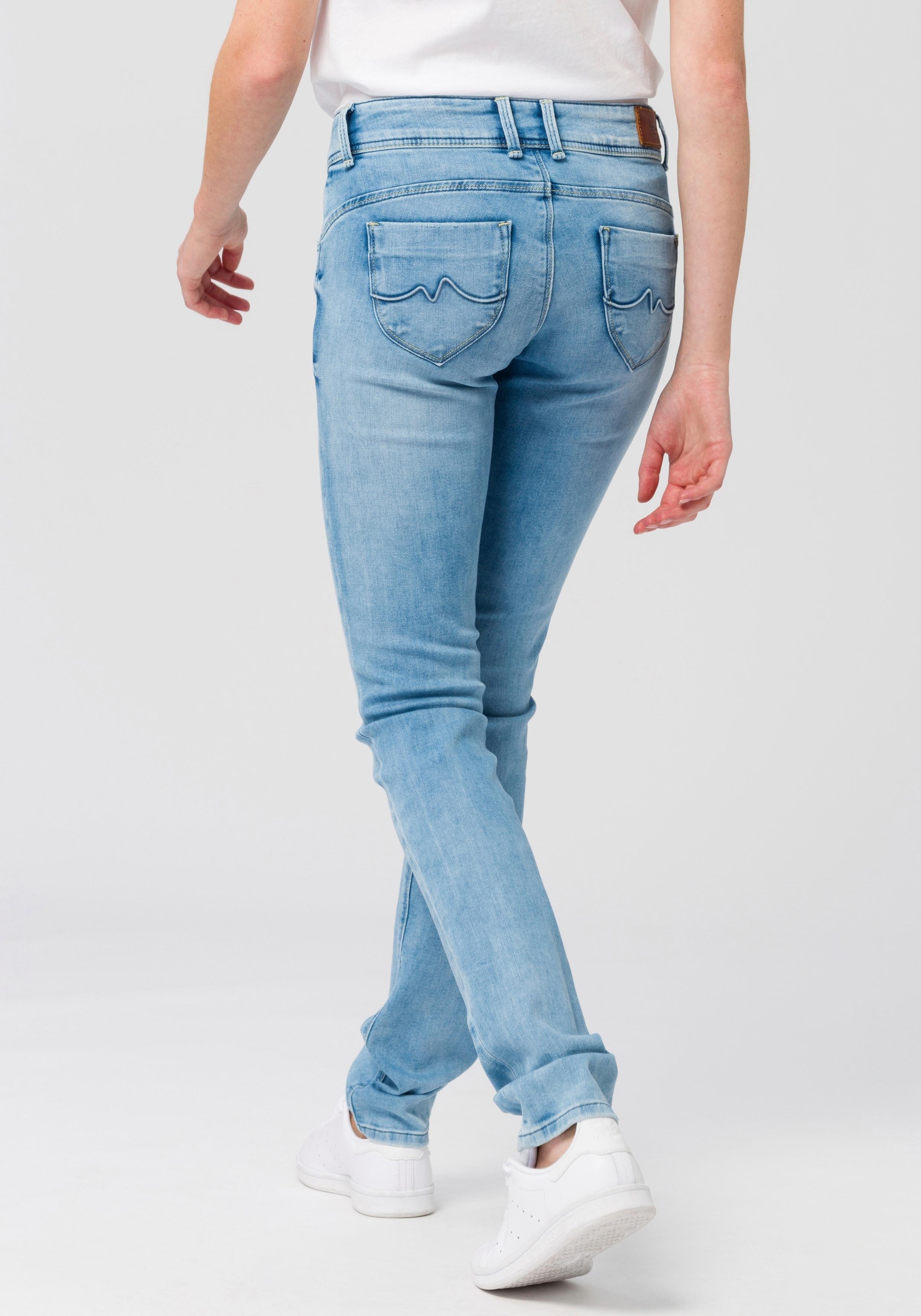Pepe Jeans slim fit jeans »NEW BROOKE« veilig op otto.nl kopen