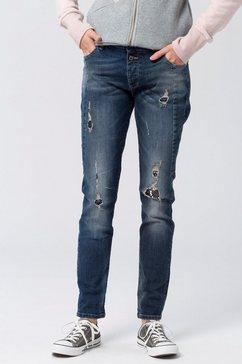 fritzi aus preussen girlfriend jeans »ohio« blauw